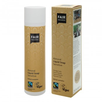 Fair Squared Liquid Soap Sensitive Skin Almond 250ml