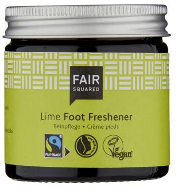 Fair Squared Foot Freshener Lime 50ml (zero waste)