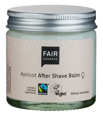 Fair Squared After Shave Balm Apricot 50ml ZERO WASTE