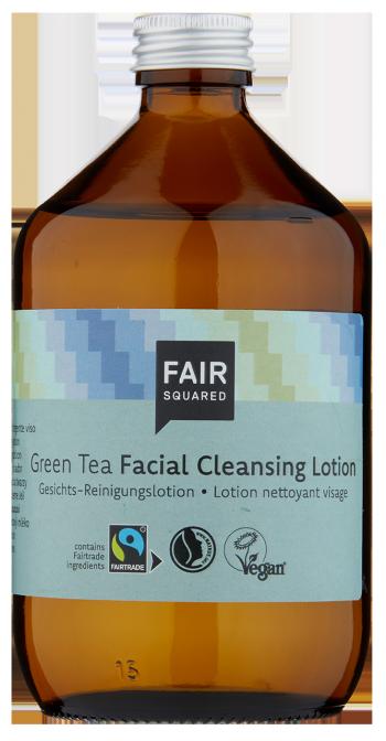 Fair Squared Facial Cleansing Lotion Green Tea 500ml