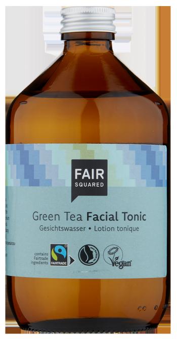 Fair Squared Facial Tonic Green Tea 500ml