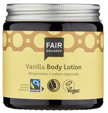 Fair Squared Body Lotion Vanilla 100ml (zero waste)