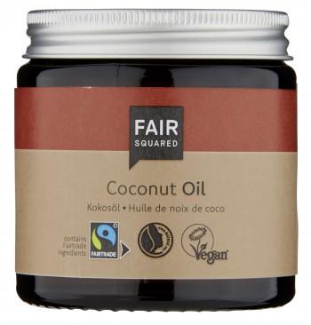 FAIR SQUARED Kokosnussöl (Bio) 100ml