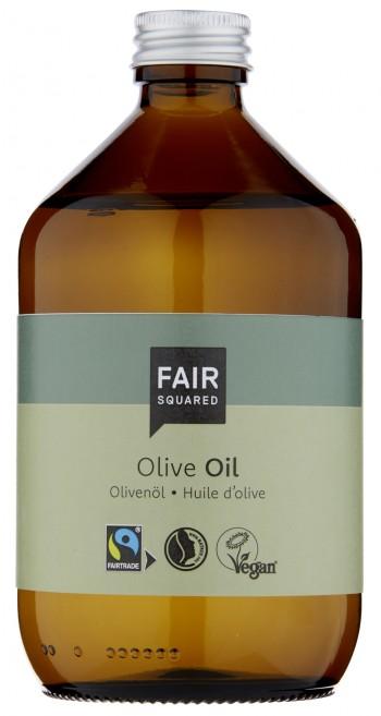 FAIR SQUARED Olivenöl (Bio) 500ml