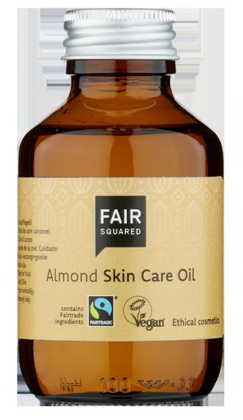 FAIR SQUARED Skin Care Oil Almond 100ml