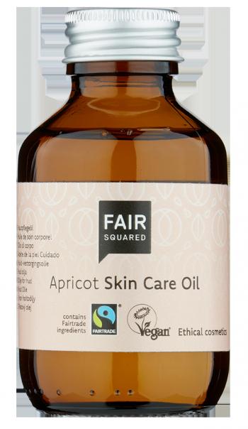 FAIR SQUARED Skin Care Oil Apricot 100ml