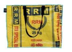 RICE & CARRY Gartentasche / Laubsack Medium