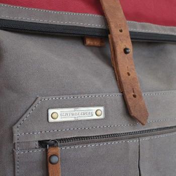 MARGELISCH Ulom 3 Canvas Rucksack grey