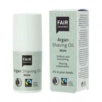 Fair Squared Shaving Oil Men Argan 15ml