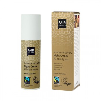 Fair Squared Night Cream Argan 30ml
