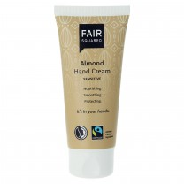 Fair Squared Hand Cream Sensitive Almond 100ml