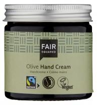 Fair Squared Hand Cream Classic Olive 50ml ZERO WASTE