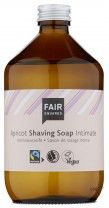 FAIR SQUARED Shaving Soap Apricot 500ml ZERO WASTE