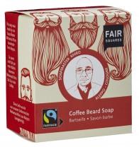 FAIR SQUARED Bartseife Coffee - 2x80gr.