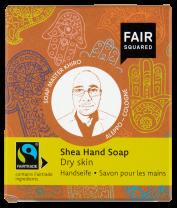FAIR SQUARED Handsoap Fatima Shea 2x80gr.