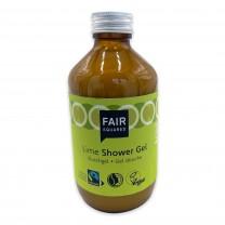 FAIR SQUARED Shower Gel Lime 240ml ZERO WASTE