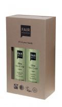 FAIR SQUARED Beauty Box Olive