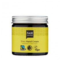 Fair Squared Hand Cream Shea 50ml ZERO WASTE