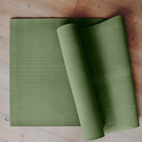 FAIR MOVE Yogamatte Olive - Size Medium