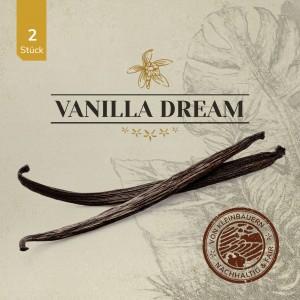 VANILLA DREAM Gourmet Vanilla 2pcs