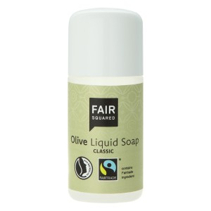 Fair Squared Liquid Soap Classic Olive 20ml