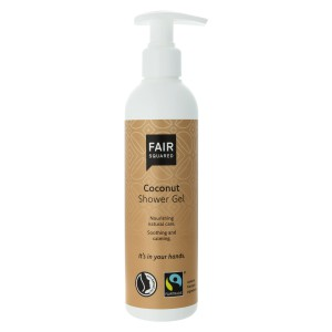 Fair Squared Shower Gel Coconut 250ml