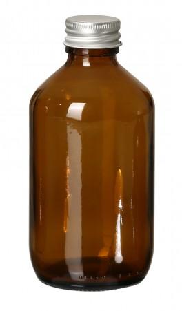 Glasflasche Braunglas leer 250ml