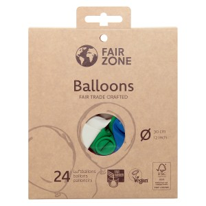 FairZone Ballon Mix 24pc.