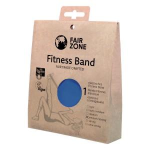 FairZone Fitnessband blau - 0.30mm / 1.5m