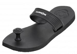FAIRMOVE Sandalen schwarz