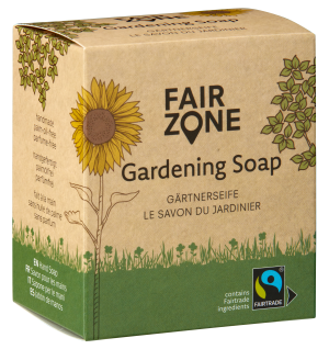 FAIR ZONE Gärtnerseife 160g