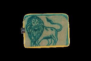 RICE & CARRY Jute - Tablett Tasche / cover 13'' 33 x 24 x 2cm
