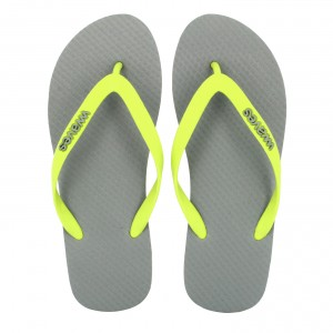 FAIRMOVE WAVES Grau / Lime