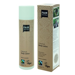 Fair Squared Rich Body Lotion Coconut 250ml