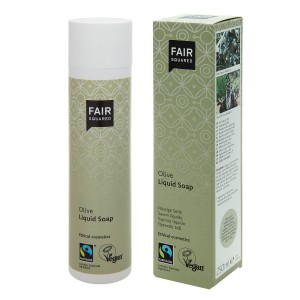 Fair Squared Liquid Soap Classic Olive 250ml
