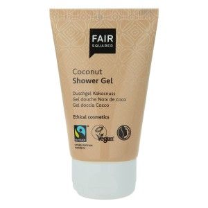 Fair Squared Shower Gel Coconut 50ml