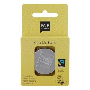 Fair Squared Lip Balm Shea - Vanilla Kiss 12gr.