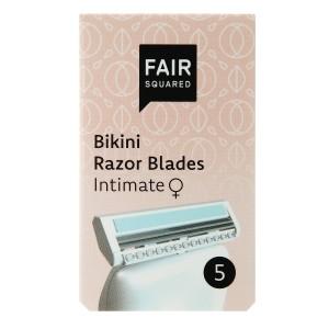 Fair Squared Bikini Razor Blades 5er