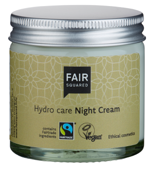 Fair Squared Night Creme 50ml ZERO WASTE