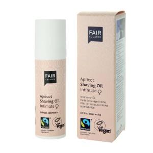 Fair Squared Shaving Oil Women Apricot 30ml