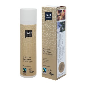 Fair Squared Day Cream Argan 250ml