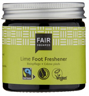Fair Squared Foot Freshener Lime 150ml
