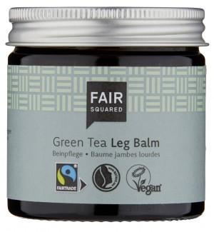 Fair Squared Leg Balm Green Tea 50ml (zero waste)