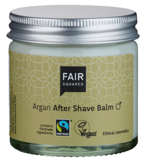 Fair Squared After Shave Balm Men Argan 50ml ZERO WASTE