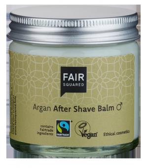 Fair Squared After Shave Balm Men Argan 50ml ZERO WASTE