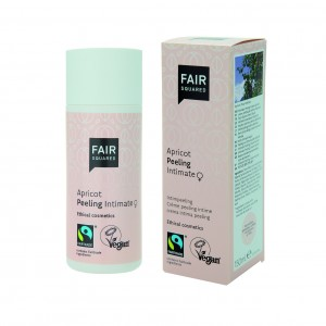 Fair Squared Intimate Peeling Apricot 150ml