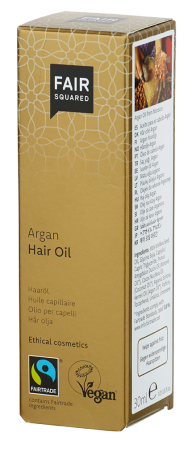 Fair Squared Hair Care Oil Argan 30ml