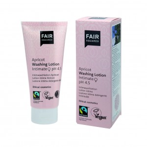 Fair Squared Intimate Washing Lotion Apricot 100ml pH 4.5