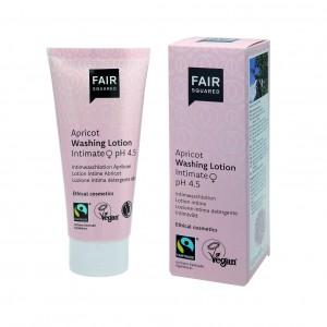 Fair Squared Intimate Washing Lotion Apricot 100ml pH 4.5