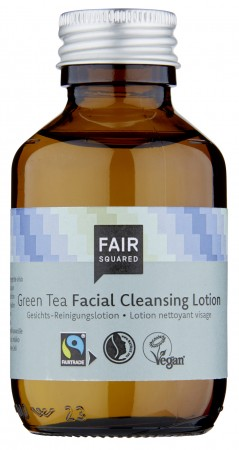 FAIR SQUARED Facial Cleansing Lotion 100ml  ZERO WASTE